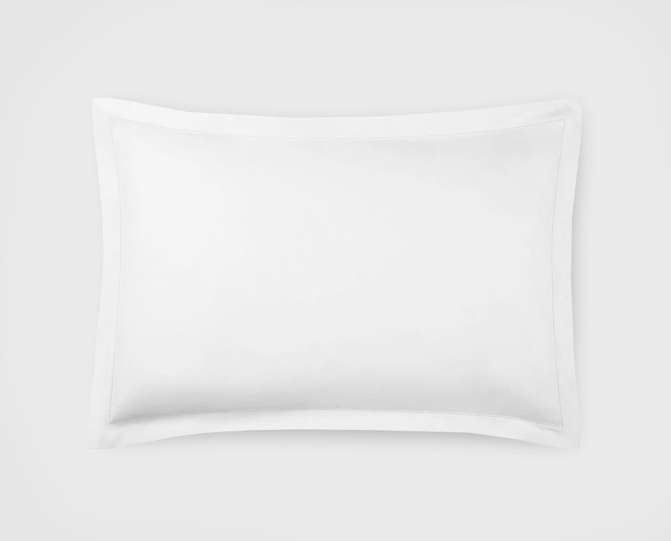 oxford pillowcae cotton-silk
