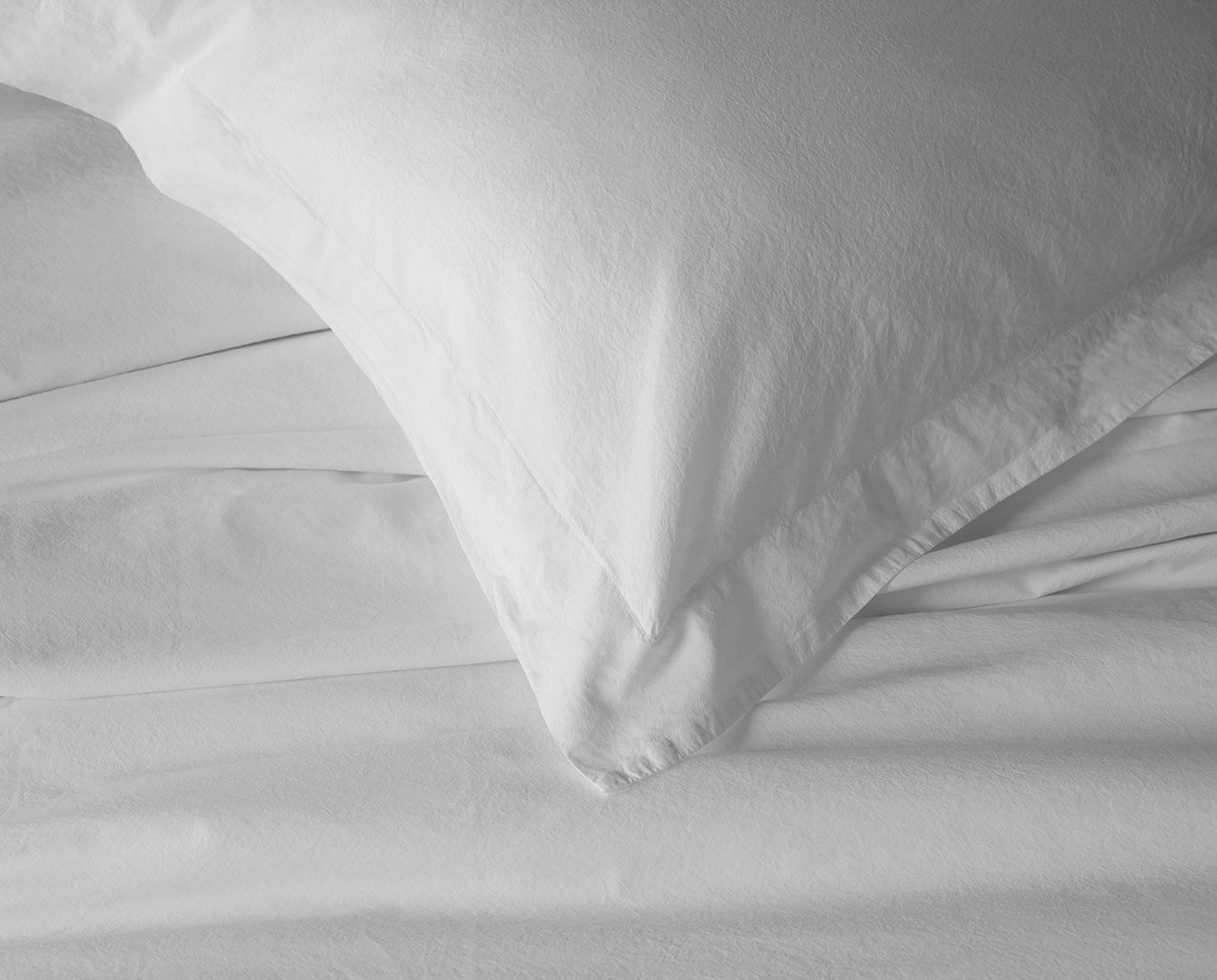 200TC Stonewashed Percale Duvet Cover