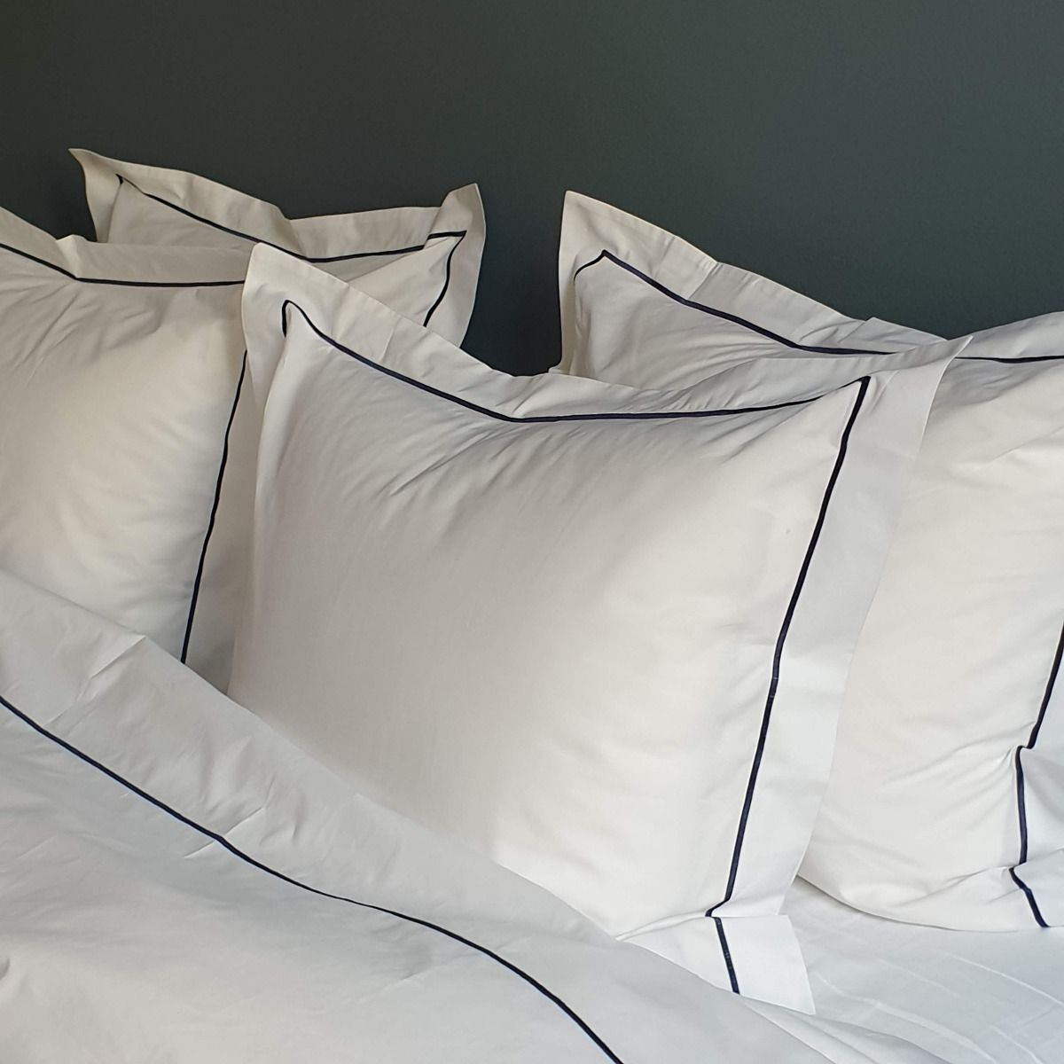 Komplett Set Percale - Premium Collection