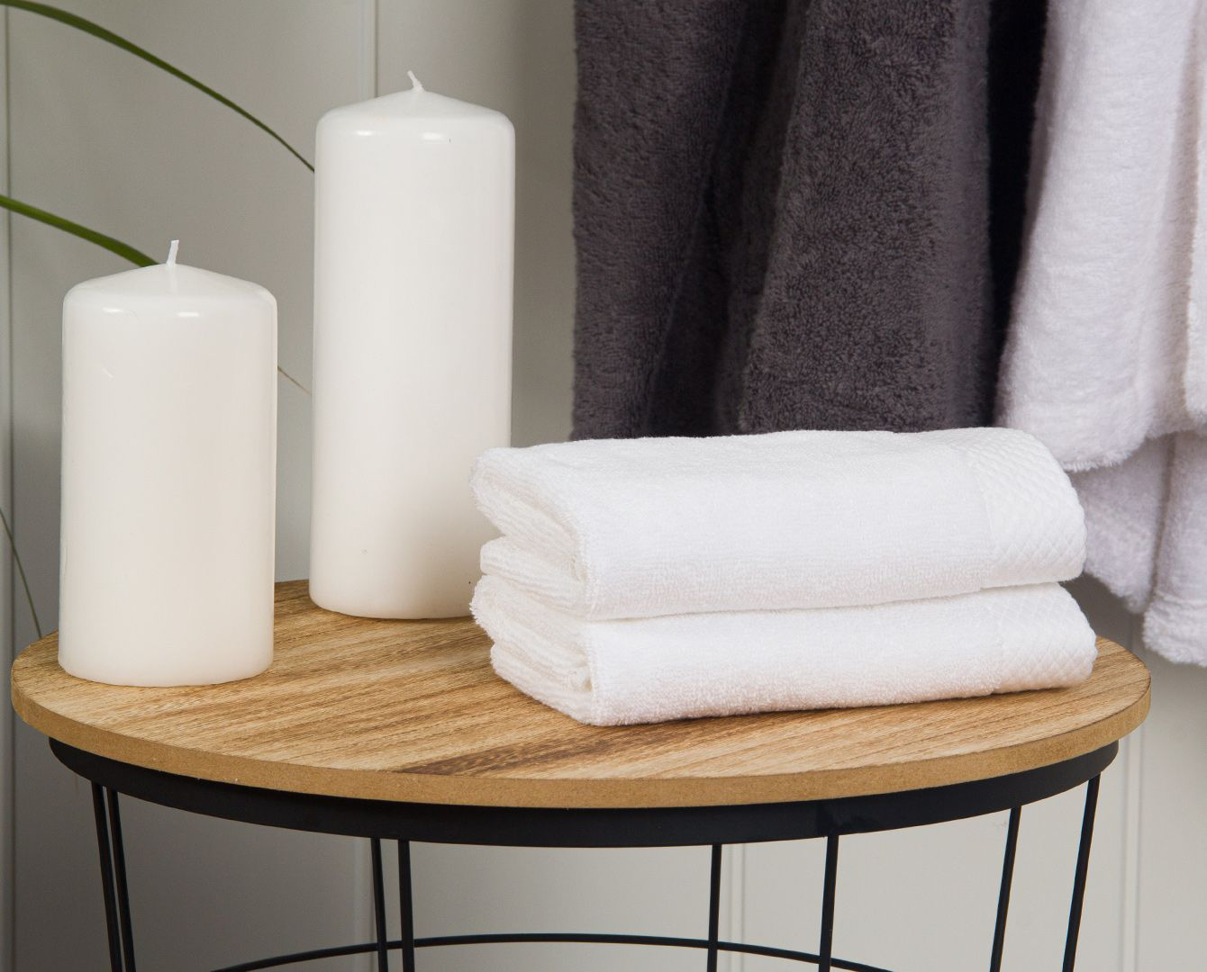 Egyptian Cotton™ Wash Towels