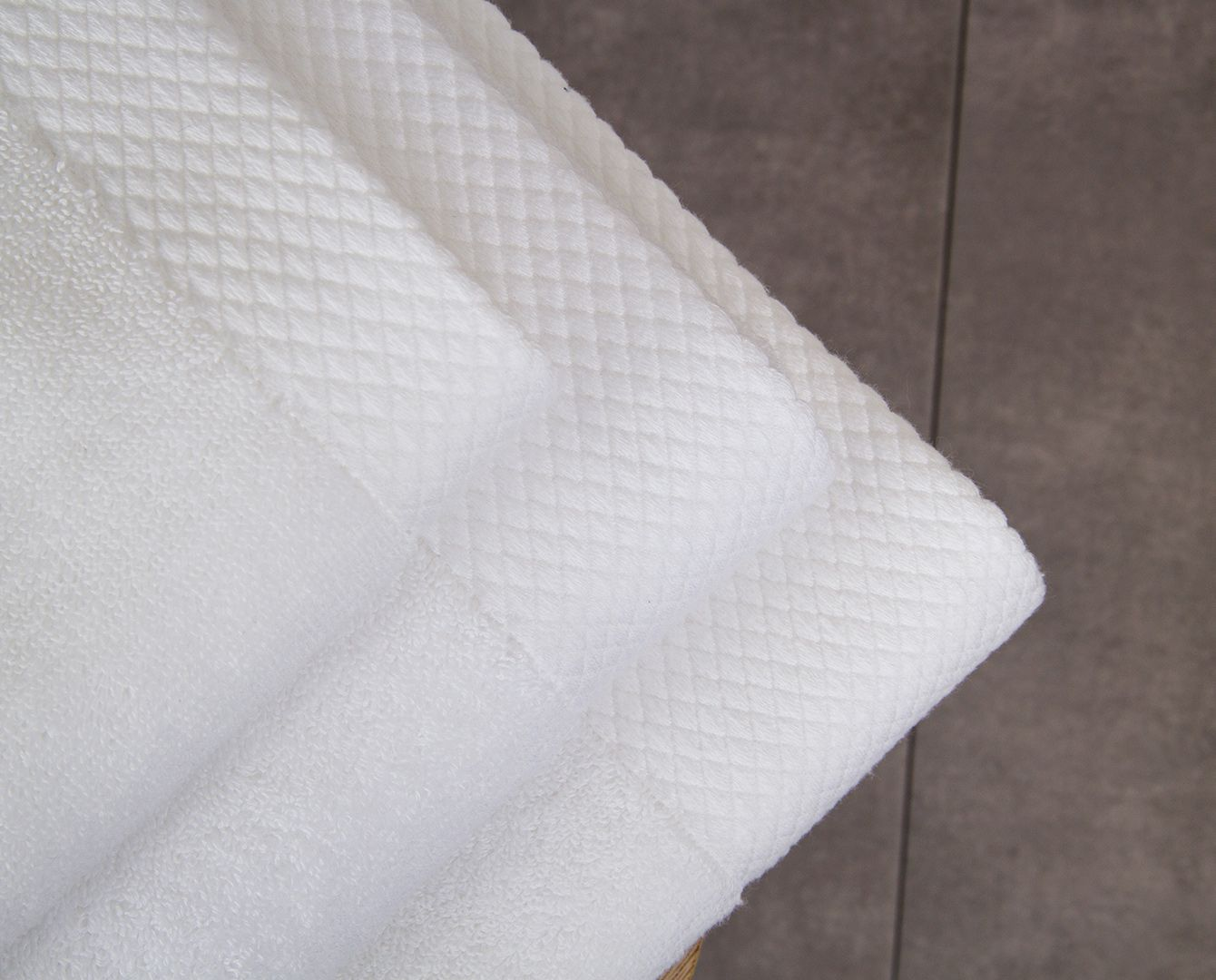 Egyptian Cotton™ Towel Set detail