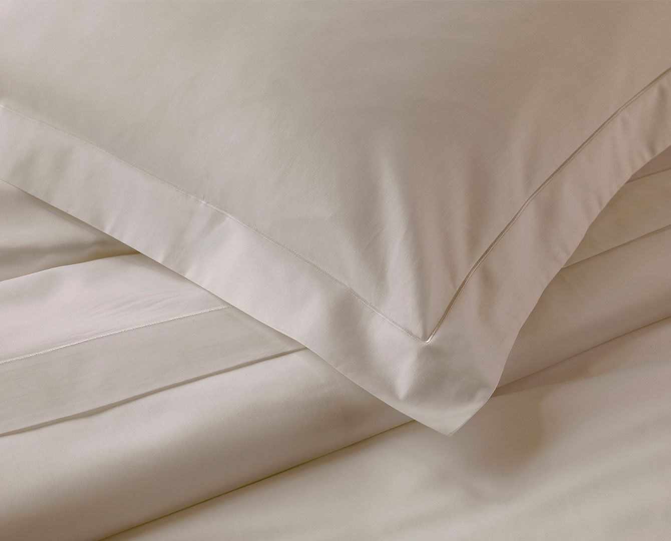 400TC Percale Fitted Sheet