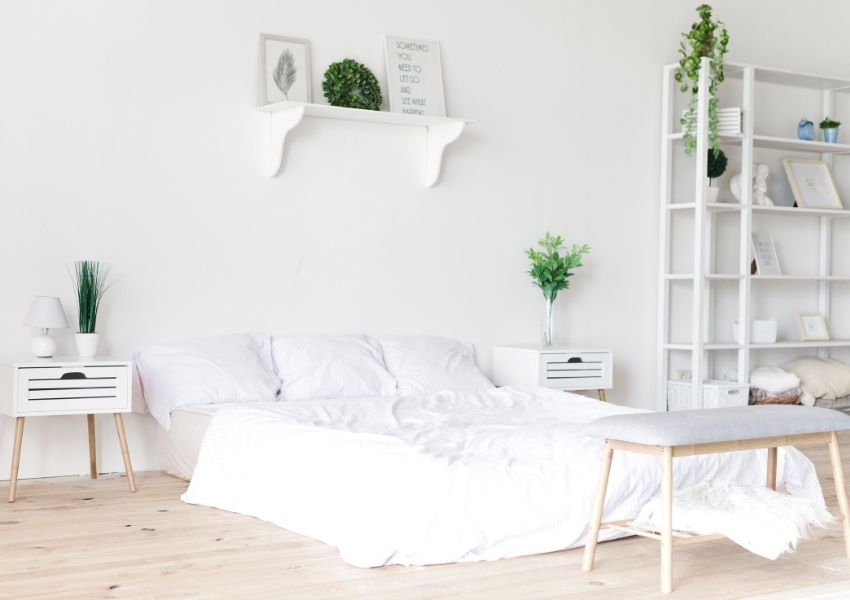 5 tips on how to keep your white sheets white