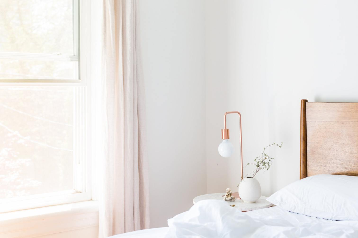 The ideal bedroom (according to Feng Shui)